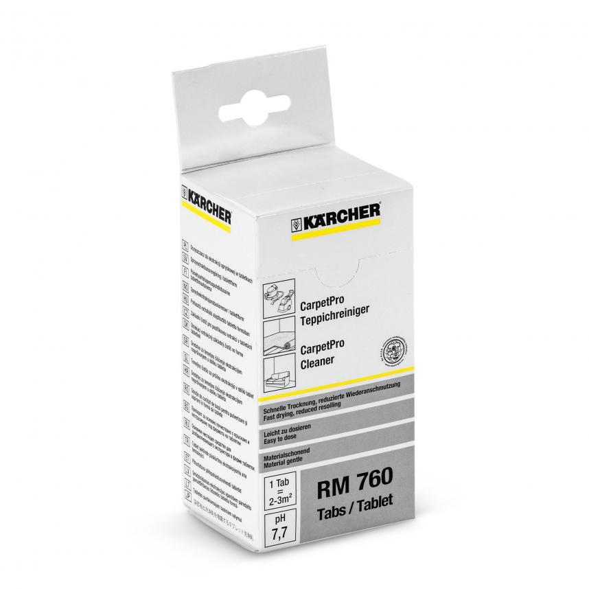 KÄRCHER CarpetPro RM 760 čistič na koberce, 16 tablet